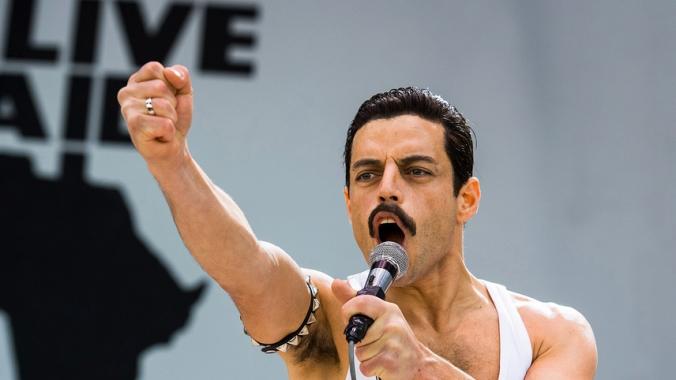 Bohemian Rhapsody Rami Malek (Freddie Mercury)
